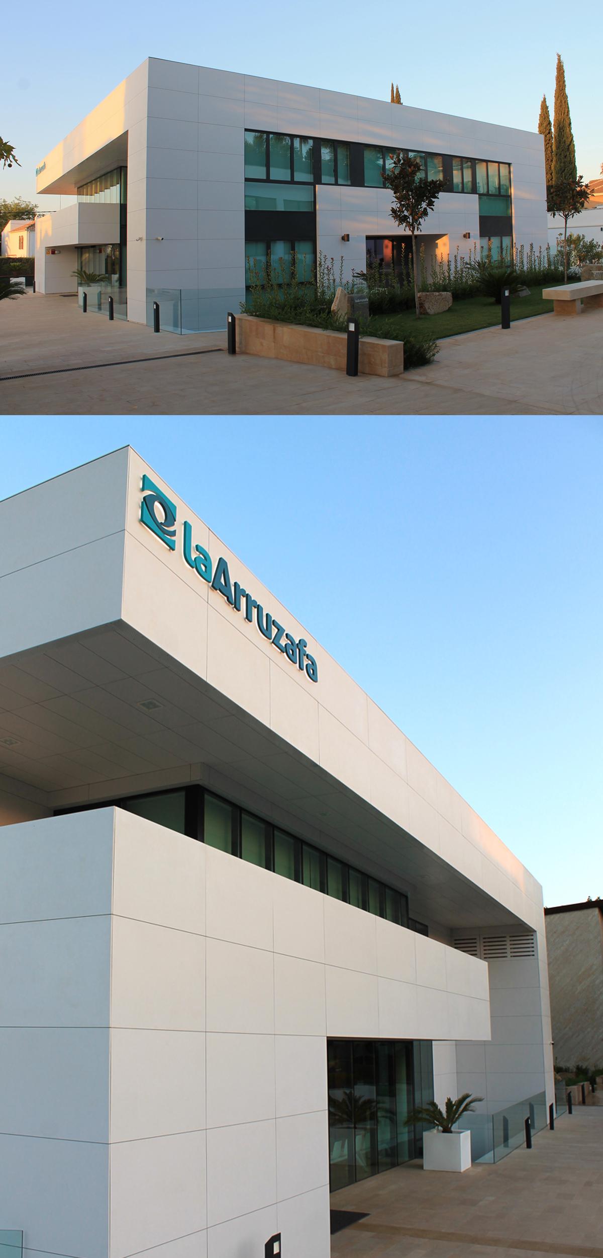 Interiorismo de Ampliación de hospital La Arruzafa. Edificio 3