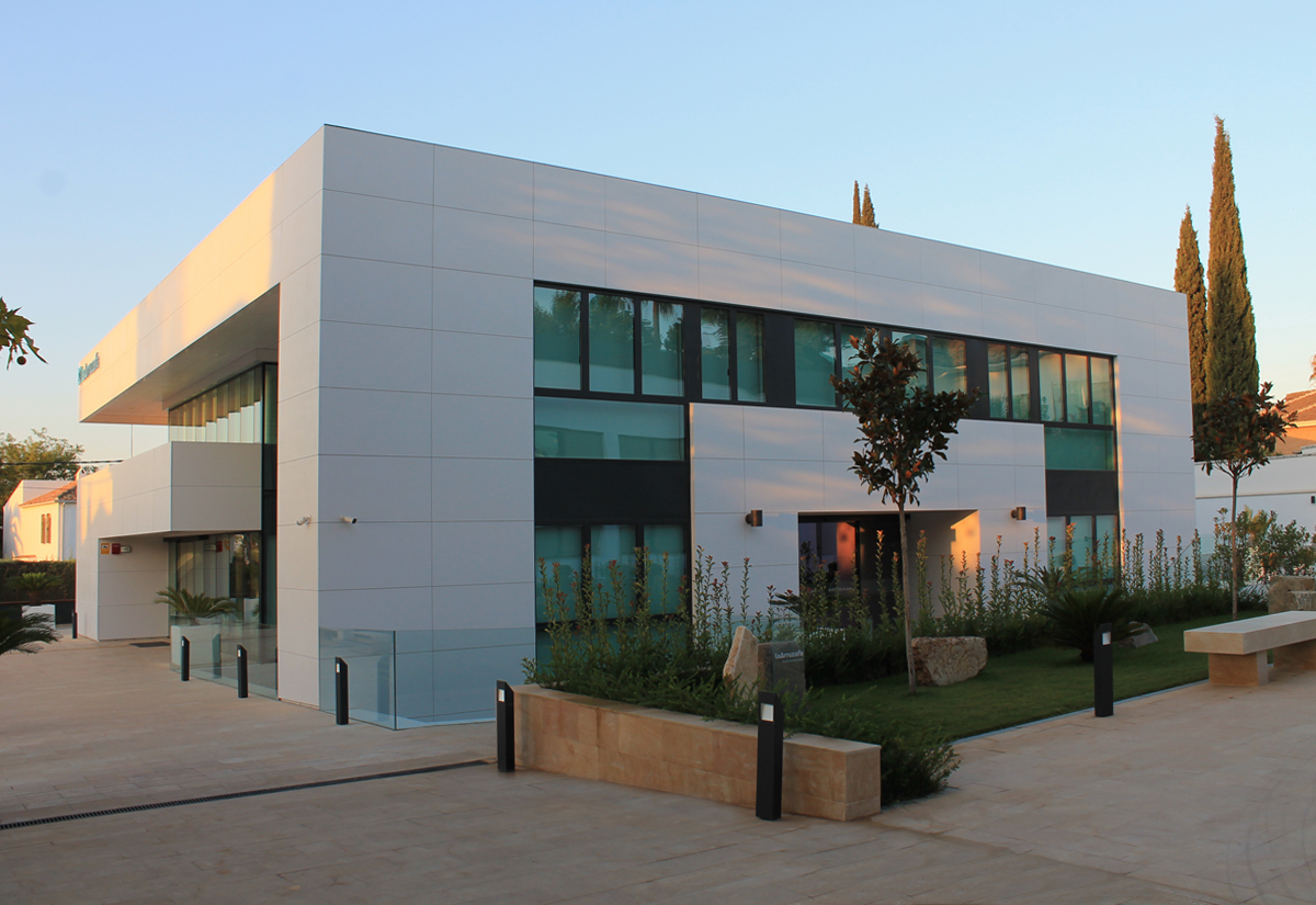 Edificio 3 Hospital la Arruzafa